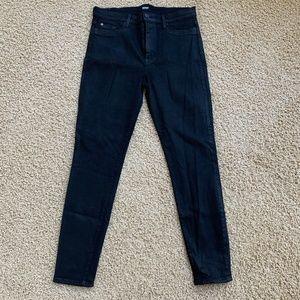 Hudson Barbara High Waist Skinny Jeans NWOT